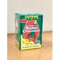 50 Count Dark Chocolate Mint Rocket Chocolate