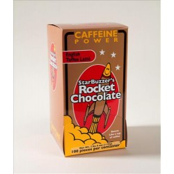 100 Count Toffee Latte Rocket Chocolate