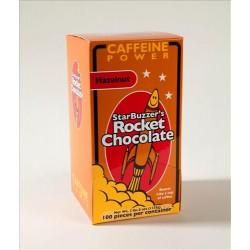 100 Count Hazelnut Rocket Chocolate