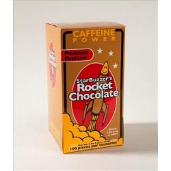 100 Count Peanut Butter Rocket Chocolate