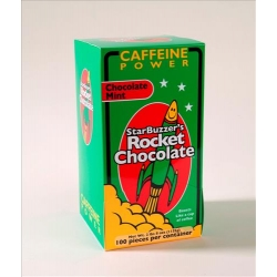100 Count Mint Rocket Chocolate Box