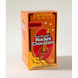 100 Count Hazelnut Rocket Chocolate Box