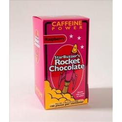 100 Count Raspberry Rocket Chocolate Box