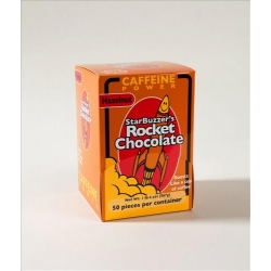 50 Count Hazelnut Rocket Chocolate Box