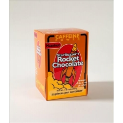 25 Count Hazelnut Rocket Chocolate